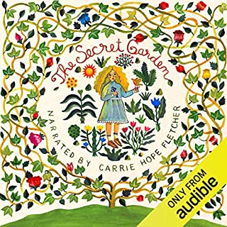 The Secret Garden                   By:                                                                                                                                 Frances Hodgson Burnett                               Narrated by:                                                                                                                                 Carrie Hope-Fletcher                      Length: Not Yet Known     Not rated yet     Overall 0.0