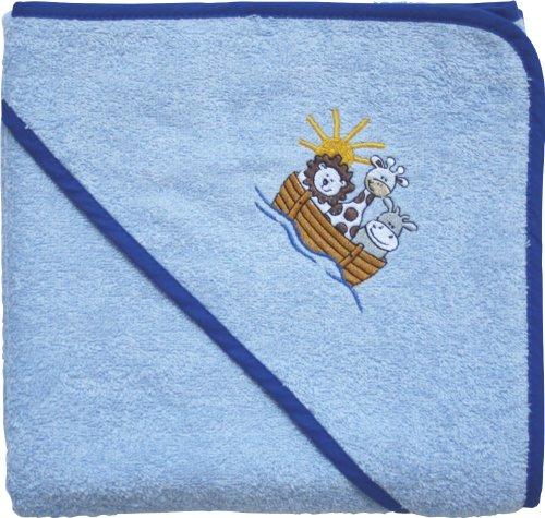 Wörner serviette à capuche en tissu éponge - Multicolore - taille unique