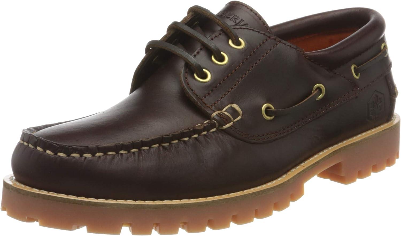 lumberjack Men's Derby Shoes Oxford Flat