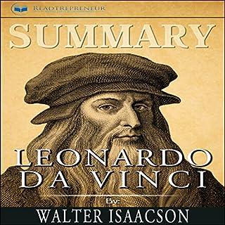 Summary: Leonardo da Vinci audiobook cover art
