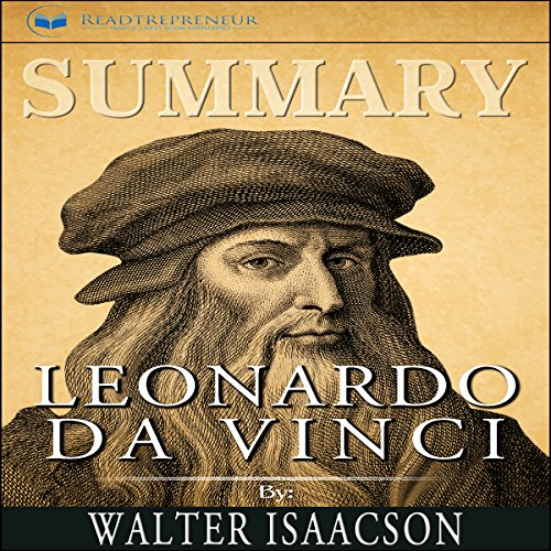 Summary: Leonardo da Vinci audiobook cover art
