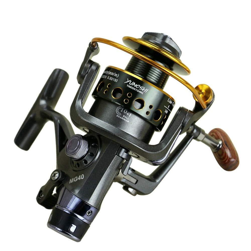 Spinning Carretes 3000-6000 dobles Descarga de Frenos delanteros y ...