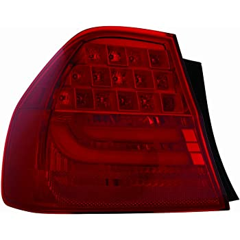 Multiple Manufacturers BM2803112R Partslink Number BM2803112 OE Replacement BMW 3/_SERIES/_WAGON Tail Light