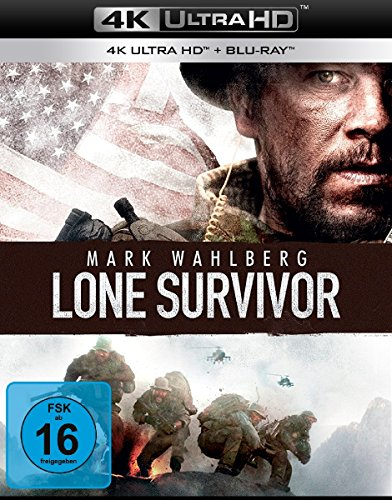 Lone Survivor (4K Ultra HD) (+ Blu-ray)