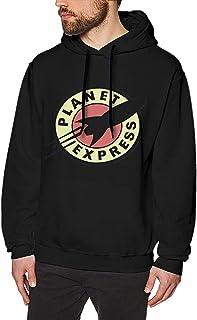 Sudaderas Activewear Top Hoodies Men Funny Hoodie Sweatshirt Unique Design with Planet Express