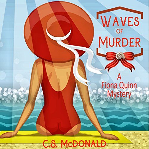 Waves of Murder audiobook cover art