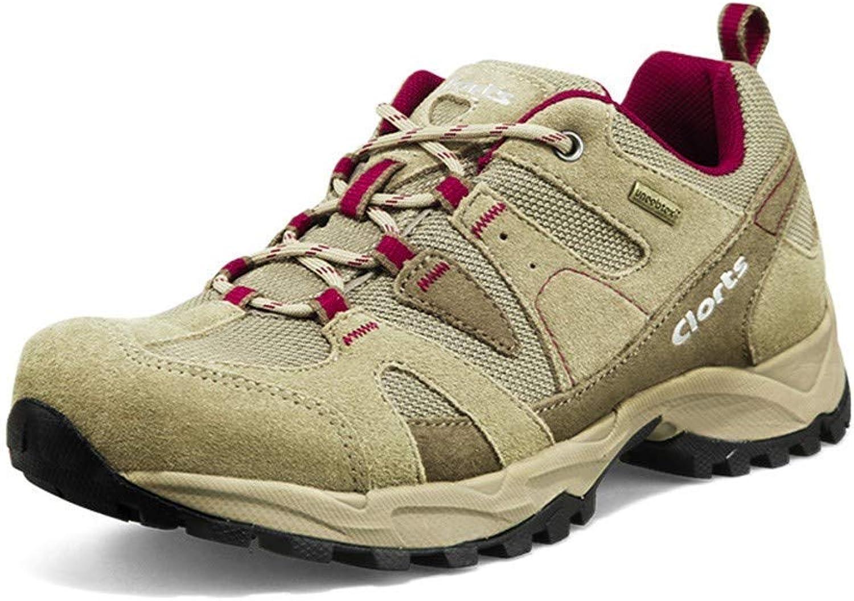 Dsx Hiking skor Low Cut Man Hiking stövlar Andbar utomhus Hiking skor Vattentäta Athletic skor, vandrarskor, 9.5UK