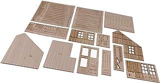 Amazon.es: maquetas madera - Casas y edificios / Modelismo ...