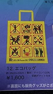 B'z LIVE-GYM Pleasure 2013 -ENDLESS SUMMER- 未開封・未使用 エコバック