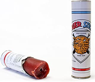 Tiger Stick! in The Wrapper 4.25 OZ Hand Grip Pine Tar Baseball Bat