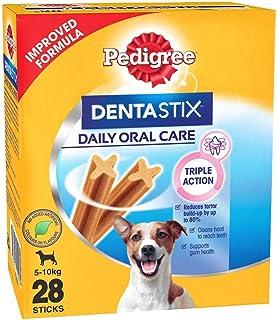 Pedigree Dentastix Oral Care Dog Treat for Small Breed (5-10 kg), (28 Sticks) 440g Monthly Pack