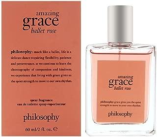Philosophy Amazing Grace Ballet Rose 2.0 oz Eau De Toilette Spray