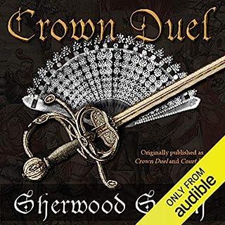 Crown Duel audiobook cover art