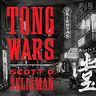Tong Wars audiobook cover art
