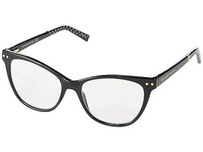 Kate Spade New York Jonesha (Black) Reading Glasses Sunglasses