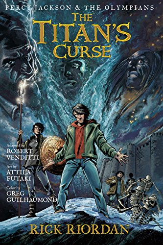 Percy Jackson and the Olympians: The Titan's Curse: The Graphic Novel (Percy Jackson and the Olympians: The Graphic Novel Book 3) (English Edition)