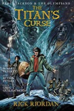 Percy Jackson and the Olympians:  The Titan's Curse: The Graphic Novel (Percy Jackson and the Olympians: The Graphic Novel Book 3)
