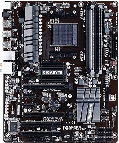 Gigabyte GA-970A-UD3P Rev 2.0 AMD 970 Mainboard Sockel AM3+