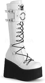 Demonia Women's Kera-200 Knee-High Boot