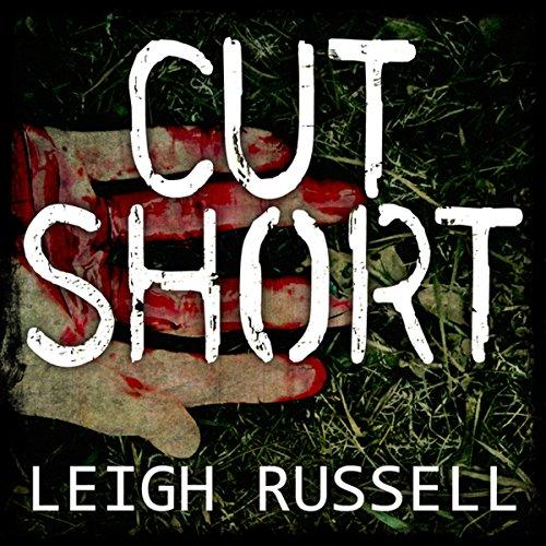 Cut Short audiobook cover art