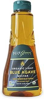 Sponsored Ad - Blue Green Agave Organic Nectar, Light Blue, 16 Ounce
