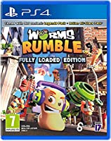 Worms Rumble Fully Loaded Edition (PS4) (輸入版)