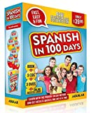 Spanish in 100 Days Premium Pack / Spanish in 100 Days. Premium Edition (Spanish Edition)
