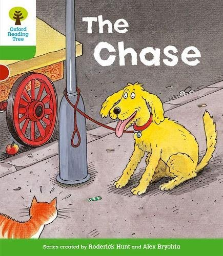 Oxford Reading Tree: Level 2: More Stories B: The Chaseの詳細を見る