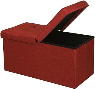 red storage chest