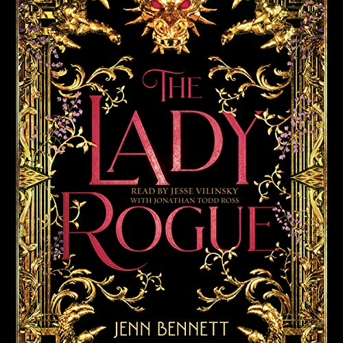 The Lady Rogue cover art