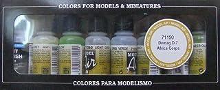 Vallejo Sd.Kfz.10 Demag Dak Colours, 17ml