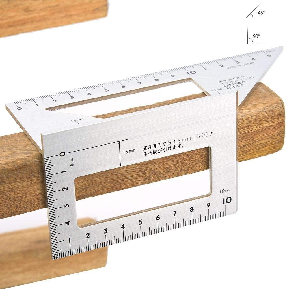 Spring new work one Max 46% OFF after another 45 90 Degree Angle Ruler Surface Fine Ang Polishing