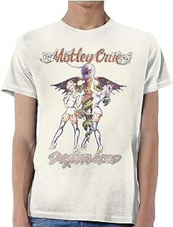 Rockoff Trade Men's Motley Crue Dr Feelgood T-Shirt