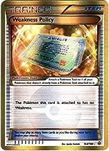 Pokemon - Weakness Policy (164/160) - XY Primal Clash - Holo
