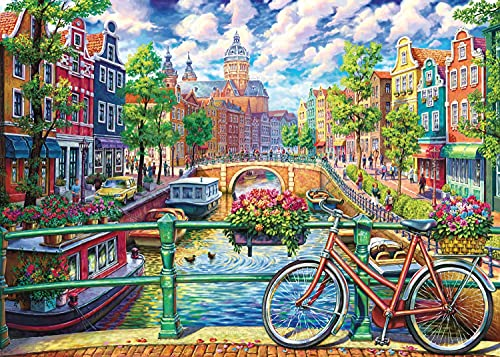 """Jigsaw Puzzles for Adults 1000 Piece - Jigsaw Puzzle for Adult And Kids Fun Game Meaningful Gifts (27.6""""x 19.7"""")"""