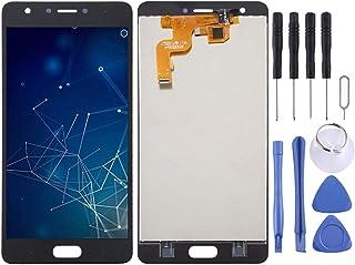 قطع غيار الهاتف المحمول شاشة LCD ومحول رقمي مجموعة كاملة متوافقة مع تيكنو نوت 4 برو X571