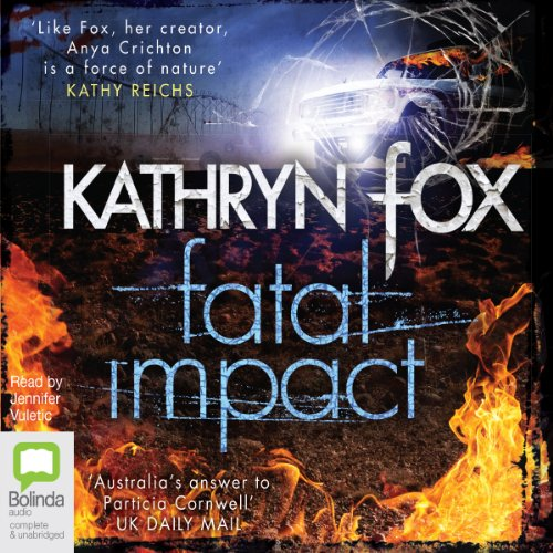 Fatal Impact audiobook cover art