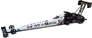 2019 Top Fuel Dragster TFD NHRA Austin Prock Montana Brand John Force Racing 1/24 Diecast Model Car by Autoworld CP7582