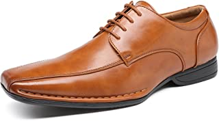 OUOUVALLEY Classic Formal Lace up Leather Lining Modern Oxford Shoes OUOU-006