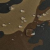 (13,99€/m) Aktivstoffe Army France Tarndruck Ripstop -