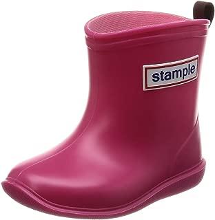 (スタンプル) Stample 日本製 レインブーツ[ベビー・キッズ・ジュニア] 75005 国産 子供 KIDS 男の子 女の子 男女兼用 長靴 長ぐつ