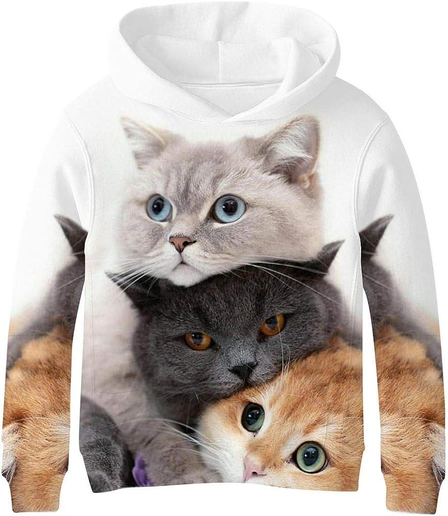 SAYM Big Girls Galaxy Fleece Pullover Jacket 35% 5 ☆ popular OFF Pockets Sweatshirts