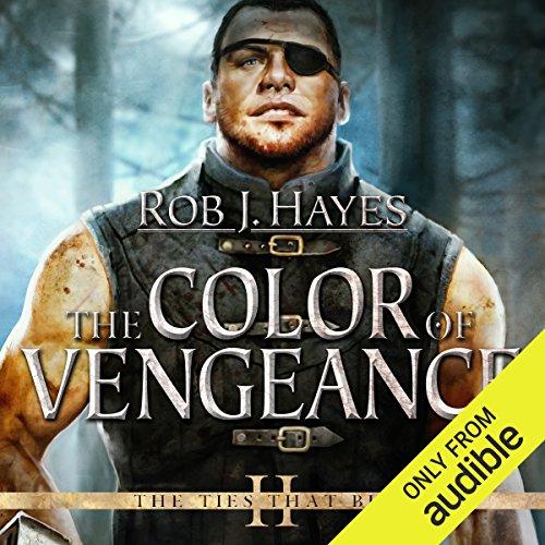 Couverture de The Color of Vengeance