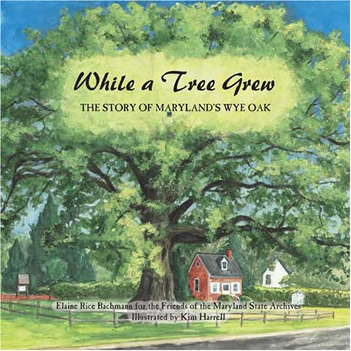 While a Tree Grew: The Story of Maryland's Wye Oak