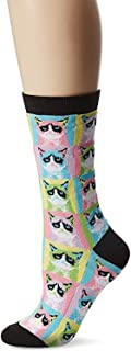 K. Bell Women's Adorable Pet Lover's Assorted Cotton Novelty Socks