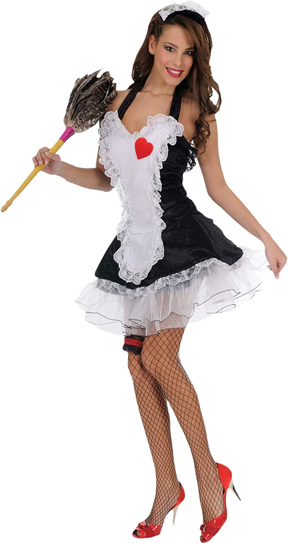 Unbekannt Stamco - Zimmermädchen Kostüm Damen B01AG6VLQ4 Bevorzugtes Material     Sonderangebot