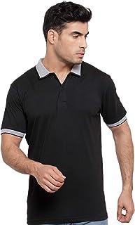 Scott International Mens Basic Cotton Polo T-Shirt