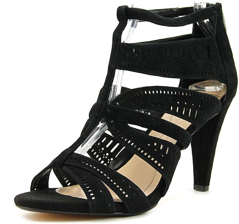 Alfani Chloey Kvinnor US 6 svart Sandals Sandals Sandals  incitament främjande