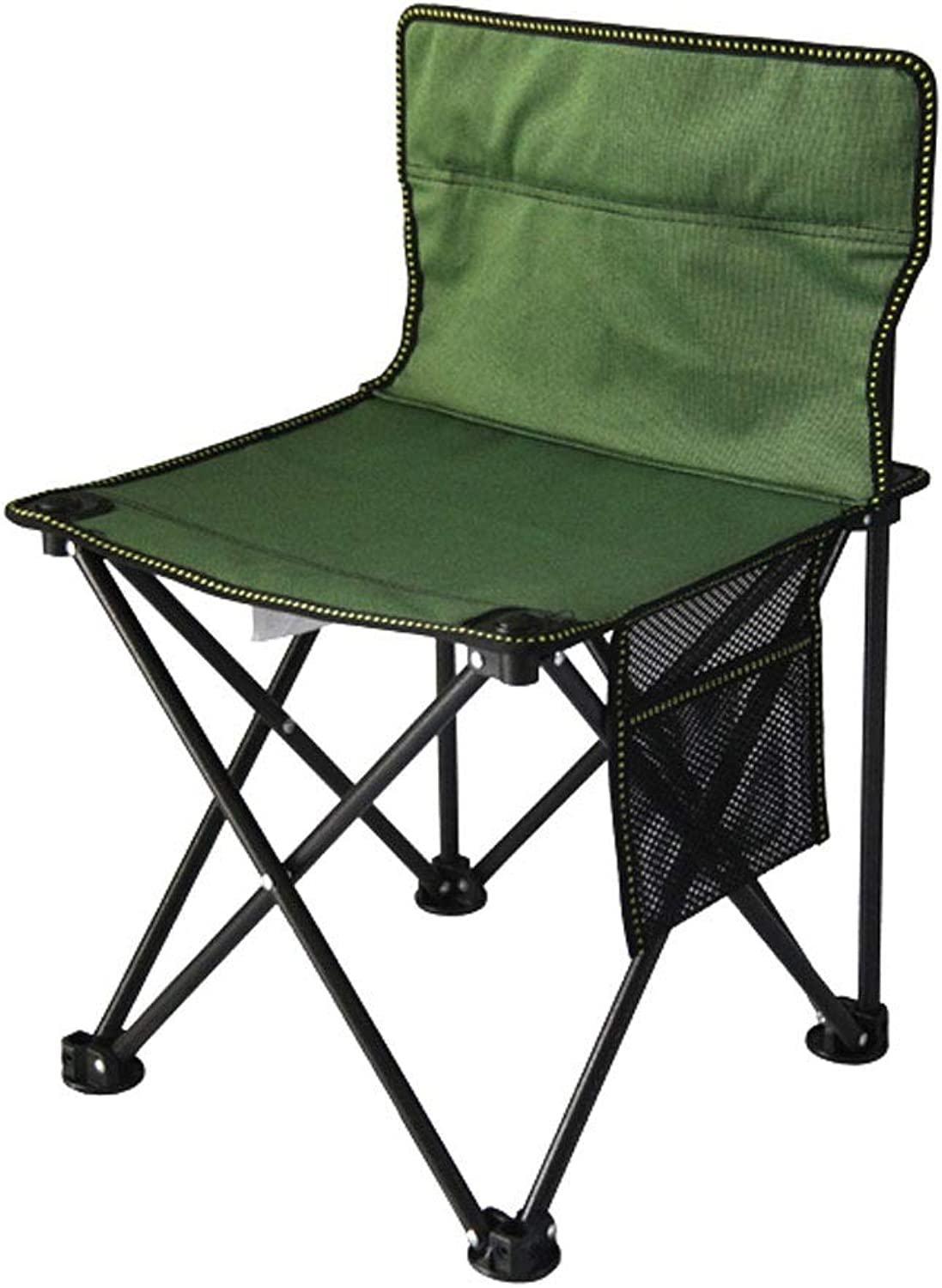 ZA Folding Chair, Ultra-Light Metal Frame, Double Oxford Fabric, Easy to Carry, Multi-Functional Chair, Four-Corner Reinforcement, Non-Slip, Durable and Durable, 4 colors, 3