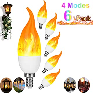 Best flickering candelabra bulb Reviews